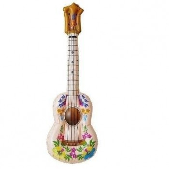 GUITARRA HINCHABLE HAWAIANA 105cm