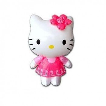 HELLO KITTY HINCHABLE 46cm