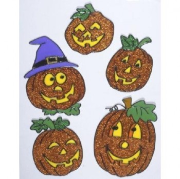 STICKER CALABAZAS BLISTER