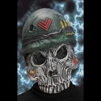 CARETA ARMY REPTIL SKULL
