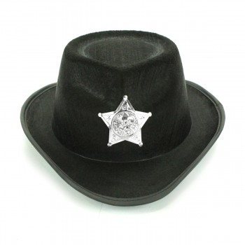 SOMBRERO FIELTRO SHERIFF INFANTIL