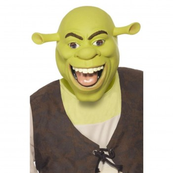 CARETA LATEX SHREK