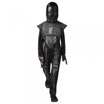 DISFRAZ K2SO STAR WARS DELUXE INFANTIL