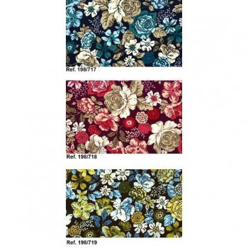 PATCHWORK SERIE BIG FLOWER ANCHO 150cm