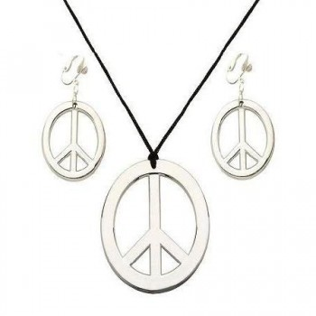 SET COLLAR Y PENDIENTES HIPPIE