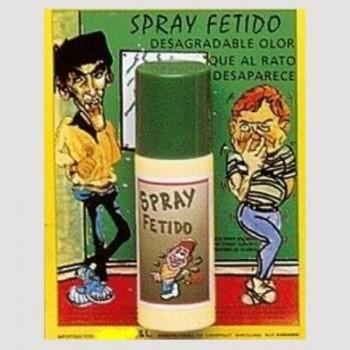 SPRAY FÉTIDO