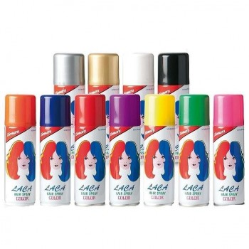 SPRAY LACA PELO FLUORESCENTE 100ml