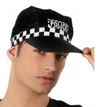 GORRA DE POLICÍA LOCAL