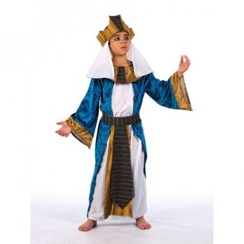 DISFRAZ FARAÓN EGIPCIO INFANTIL DELUXE