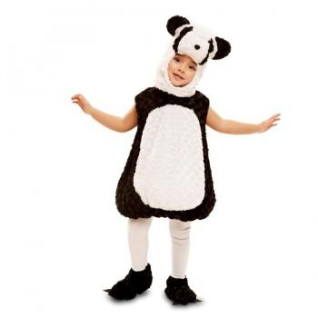 DISFRAZ PANDA PELUCHE INFANTIL